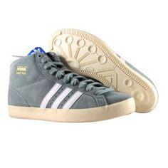 Adidas - Basket Profi Shoes Blue Grey/Run White/Ecru