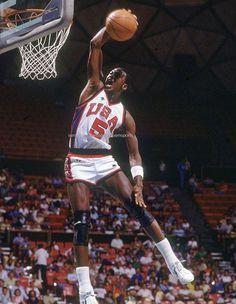 Team USA  Michael Jordan