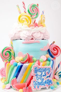 Katy Perry Birthday Cake - so cool!