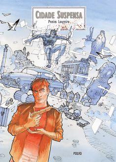 Leituras de BD/ Reading Comics: Lançamento Polvo: A Cidade Suspensa