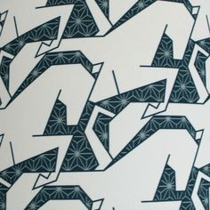 Handmade Lampshade - Mustang » Pretty Dandy