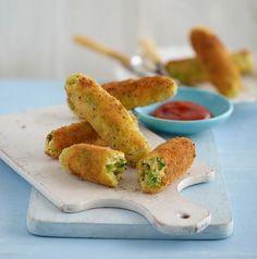 Broccoli, Chicken & Potato Bites