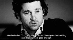 Good Grey's Anatomy quote for my life right now