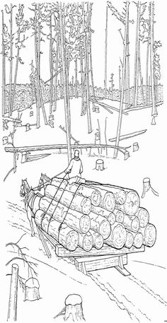 coloring page On the farm on Kids-n-Fun. At Kids-n-Fun you will always find the nicest coloring pages first! Farm Coloring Pages, Coloring Pages For Kids, Coloring Sheets, Coloring Books, Ant Drawing, Farm Pictures, Early American, Printable Coloring, Pyrography