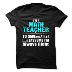 Love Being A MATH TEACHER T-Shirts, Hoodies, Sweatshirts, Tee Shirts (21.99$ ==► Shopping Now!)