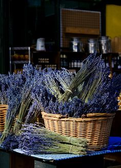 I believe I can smell the lavender!