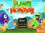 Plants Vs Monsters   Juegos Plants vs Zombies - jugar gratis