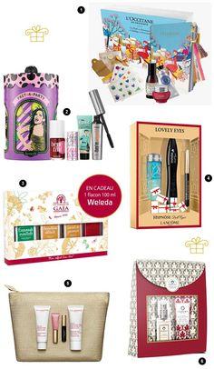 Cadeaux Noël   jolis coffrets beauté, soins, maquillage et bien-être à  moins de 40 euros – Taaora – Blog Mode, Tendances, Looks 0e8c47a7856