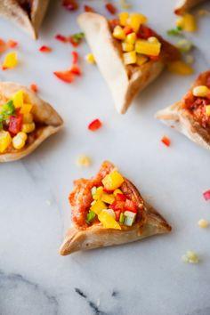 Mexican Pizza Hamantashen