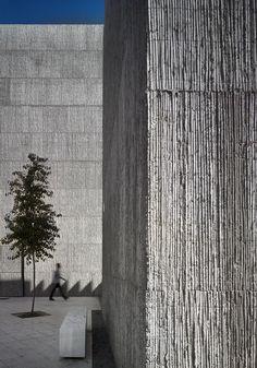 daniel jiménez ferrera y jaime olivera quintanilla arquitectos / centro i+d+i de la sostenibilidad, badajoz