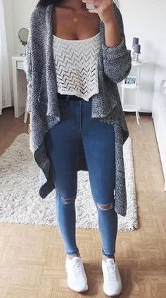 34e71c8089834 65 Cute Fall Outfits for School You NEED TO WEAR NOW