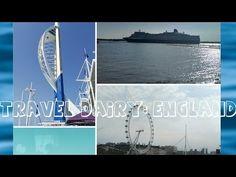 Travel Diary: England