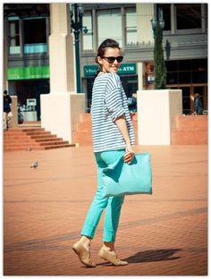 Art Symphony: Colored Pants