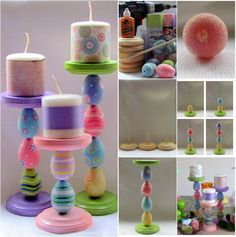 How to make an Easter Candle Holder 1622649_479843318807905_1980098474_n