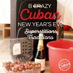 10 Crazy Cuban New Year's Eve Superstitions/Traditions