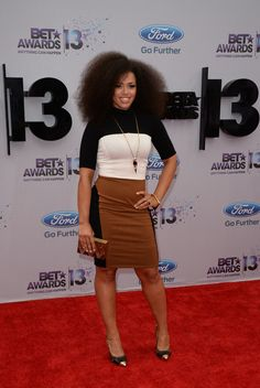BET Awards 2013 Red Carpet Photos: See All The Dresses From The Dazzling Event (PHOTOS)