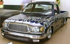 Custom 2000 Toyota Tacoma Lowrider