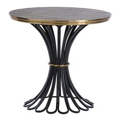 Draco End Table - Arteriors - $1,440 - domino.com