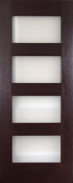 Jeld Wen W13v Custom Wood Glass Panel Interior Door From Waybuild