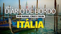 Dizem que a primeira vez a gente não esquece. Pois a primeira vez na Itália nos faz esquecer de qualquer viagem anterior. E minha amnésia começou já em Roma