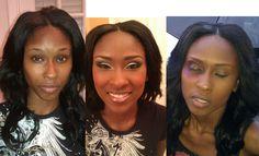 RaZZle Dazzle Makeup Artists  Tamara McDaniel - Makeup Artist  954-228-3608 South Florida