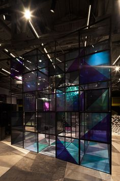 Magic Cube | Kids Museum of Glass Shanghai by COORDINATION ASIA | #exhibition #museum #design #shanghai #kids