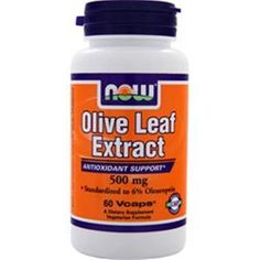 Better Quality Save U more! 60-240  NOW Olive Leaf Extract 500 mg 60 &120/pack Better Quality Save U more #NOWOliveLeafExtract500mg
