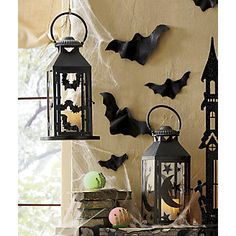 Halloween Lantern from Through the Country Door®
