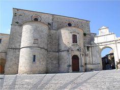 La Cattedrale di Gerace Reggio Calabria  #TuscanyAgriturismoGiratola