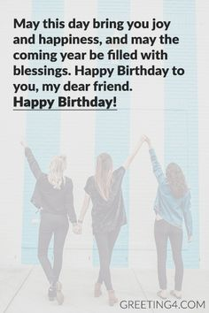 Short Birthday Wishes Messages For Best Friend - Celebrities Photos, Images, Wallpapers, Wishes Messages Happy Birthday Bestie Quotes, Short Birthday Wishes, Birthday Wishes For Friend, Happy Birthday Wishes Quotes, Birthday Wishes And Images, Birthday Quotes For Best Friend, Happy Birthday Me, Birthday Greetings, Birthday Blessings