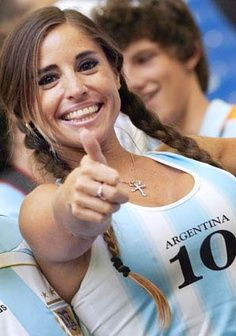 #Argentina fans on #Pinterest