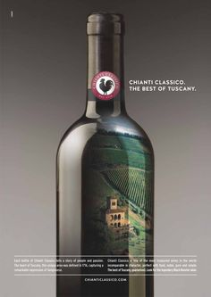 Chianti Classico #wine #advertisement