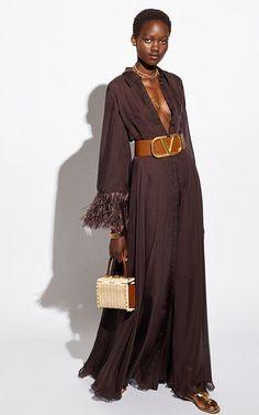 Boho Fashion, Fashion Looks, Fashion Outfits, Plus Fashion, Womens Fashion, Fashion Tips, Fashion Design, Fashion Trends, Chic Dress