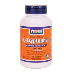 Save 20% On NOW L-Tryptophan  Coupon code: TRYP20 Expires: Feb 16th, 2016