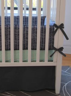 Build Your Own Baby Crib Bedding
