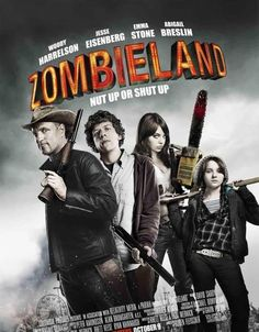 #zombiland #zombirock İşte zombi temalı harika bir film ZombieLand http://www.joygame.com/zombirock/ Türkiye'nin en eğlenceli Zombi oyunu.