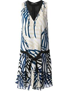 PROENZA SCHOULER - printed dress 6