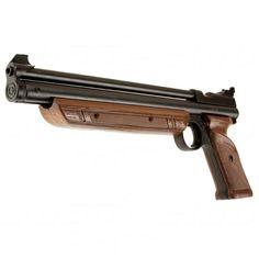Crosman American Classic 1377 Luftpistole, Farbe: braun, Kaliber 4,5 mm Diabolo