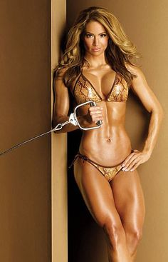 Jennifer Nicole Lee For even more fitspiration check out this female bodybuilder blog: irondedication.blogg.se Lift Strong Live Long       ====       Gym   Fitness   Workout   Motivation   Inspiration   Physique   Fitspiration   Fitsporation   Female   Muscle   Hardbody   Hardbodies   Bodybuilder   Ripped   Girls with Muscle   Bodyfitness  