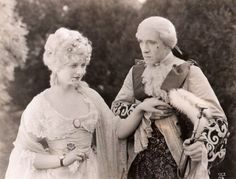 Alice Terry and Lewis Stone in SCARAMOCHE (1923)