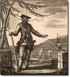 """Benjamin Hornigold was the Emperor Palpatine to Blackbeard's Darth Vader. While his protege went on to become the most famous pirate of all time, Hornigold went on to become a footnote in hundreds of books with the word """"Blackbeard"""" on the cover."""