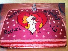 Rachel's 6th birthday