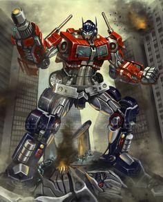 Transformers Digital Art & Illustrations
