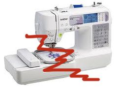 Embroidery Tutorials Easy Trouble-Shooting In Machine Embroidery - Brother Embroidery Machine, Machine Embroidery Projects, Machine Embroidery Applique, Machine Quilting, Embroidery Stitches, Embroidery Ideas, Beginner Embroidery, Embroidery Machines, Brother Sewing Machines