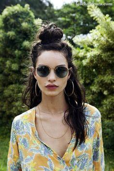 45 Trendiest Bohemian Hairstyles for Women  #LongHaircuts
