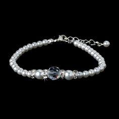 wonderful pearl bracelets for wedding 3