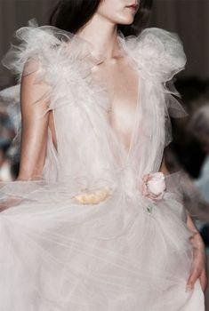 Runway : Marchesa Spring 2015 Ready-to-Wear