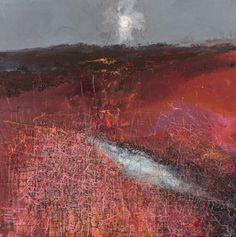Kurt Jackson - Cot: A Cornish Valley Kurt Jackson, Seascape Paintings, Landscape Paintings, Artist Painting, Painting & Drawing, Monochromatic Drawing, St Just, Historia Natural, Collage Art Mixed Media