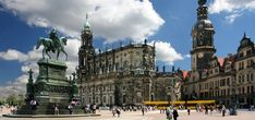 EU Travel — Однодневные поездки по Европе из Вроцлава. #Dresden #Drezno #Дрезден Cities In Germany, Different Perspectives, Most Beautiful Cities, Travel And Tourism, Dresden, Barcelona Cathedral, Attraction, Transportation, Louvre