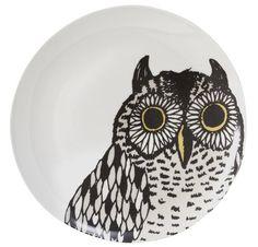 owl plate
